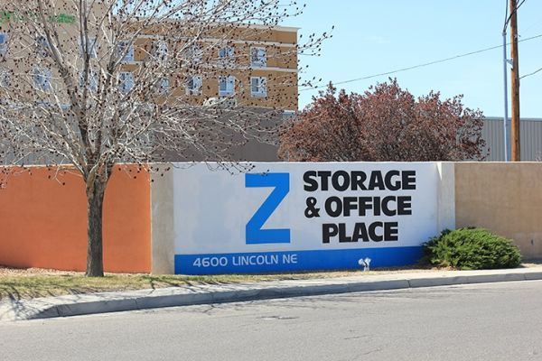 Z Storage & Office Place 4600 Lincoln Road Northeast Albuquerque, NM - Photo 0