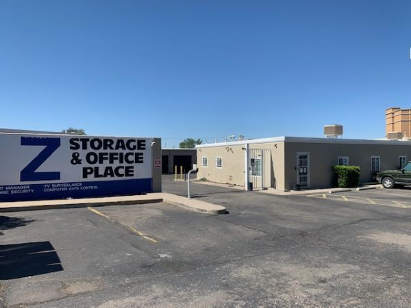 Z Storage & Office Place 4600 Lincoln Road Northeast Albuquerque, NM - Photo 3