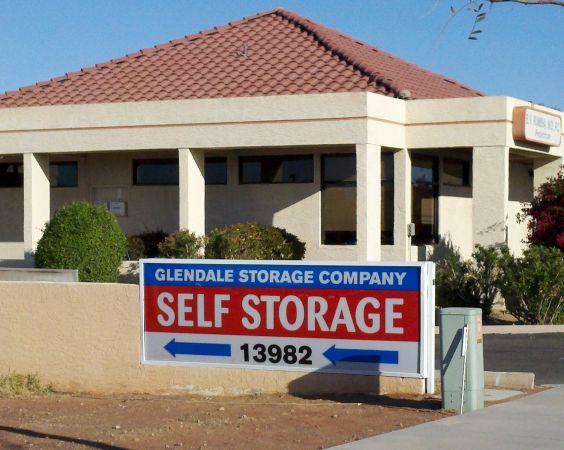 Glendale Storage Company 13982 North 67th Avenue Glendale, AZ - Photo 0