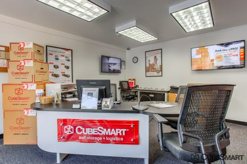 CubeSmart Self Storage - Exeter 525 South County Trail Exeter, RI - Photo 1