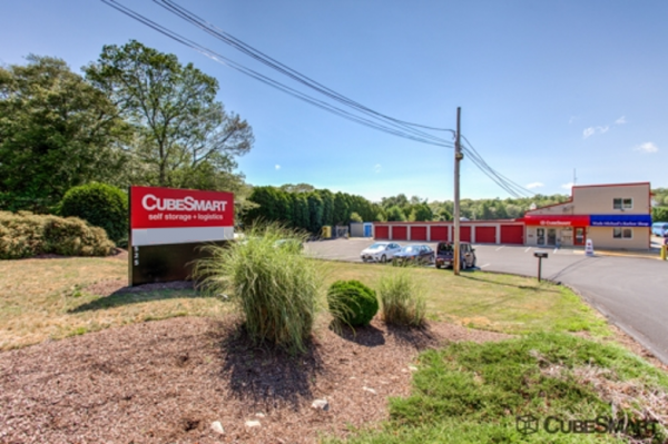 CubeSmart Self Storage - Exeter 525 South County Trail Exeter, RI - Photo 0