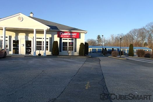 CubeSmart Self Storage - Woonsocket 1700 Diamond Hill Road Woonsocket, RI - Photo 0