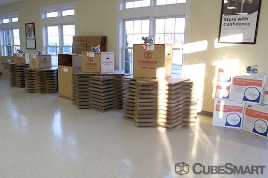 CubeSmart Self Storage - Woonsocket 1700 Diamond Hill Road Woonsocket, RI - Photo 7