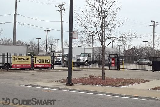 CubeSmart Self Storage - Chicago - 407 East 25th Street 407 East 25th Street Chicago, IL - Photo 1