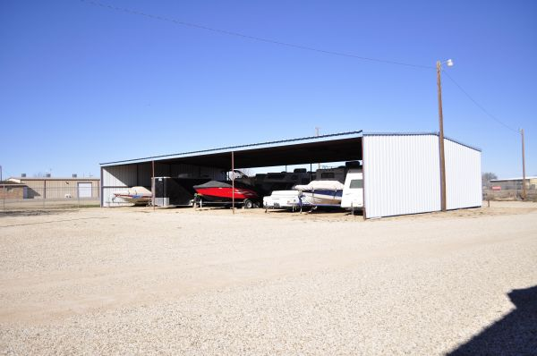 Brad's Self Storage 7304 Upland Avenue Lubbock, TX - Photo 2