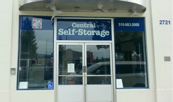 Central Self Storage - Berkeley 2721 Shattuck Avenue Berkeley, CA - Photo 0