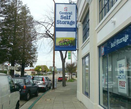 Central Self Storage - Berkeley 2721 Shattuck Avenue Berkeley, CA - Photo 5