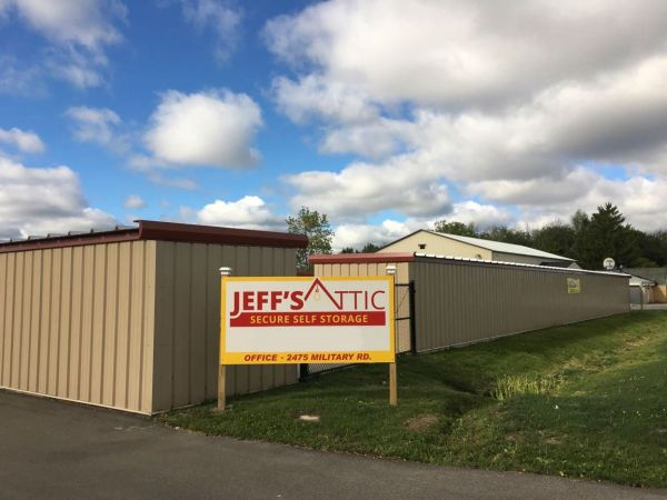 Jeff's Attic Secure Self Storage-Porter Rd 9805 Porter Road Niagara Falls, NY - Photo 1