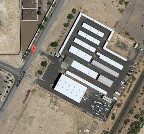 Northeast Storage 10060 Railroad Dr El Paso, TX - Photo 2