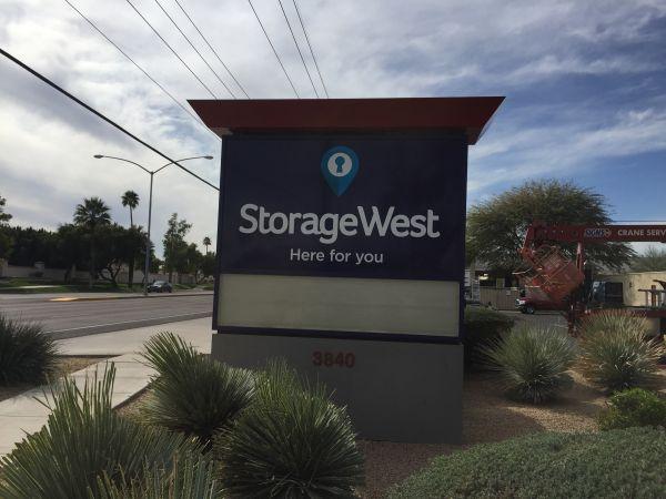 Storage West - Val Vista Lakes 3840 East Baseline Road Mesa, AZ - Photo 6