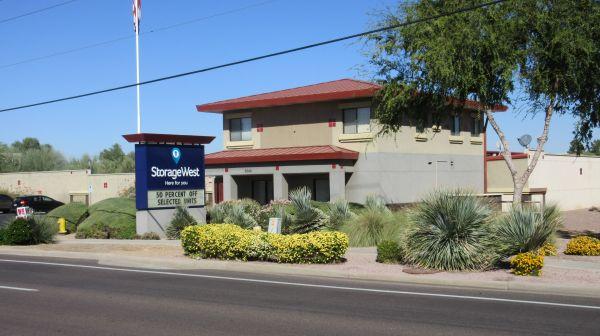 Storage West - Val Vista Lakes 3840 East Baseline Road Mesa, AZ - Photo 1