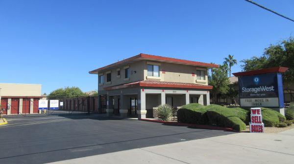 Storage West - Val Vista Lakes 3840 East Baseline Road Mesa, AZ - Photo 0