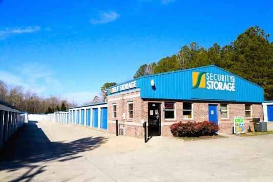 Security Self Storage - Knightdale 877 Old Knight Rd Knightdale, NC - Photo 0