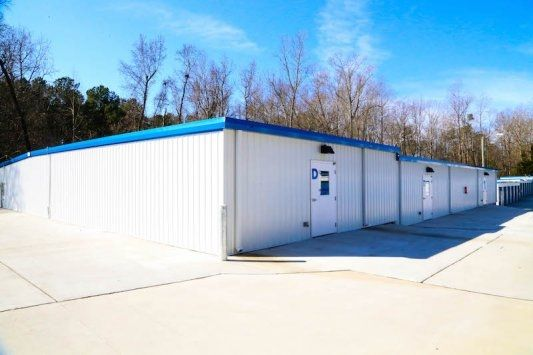 Security Self Storage - Knightdale 877 Old Knight Rd Knightdale, NC - Photo 6