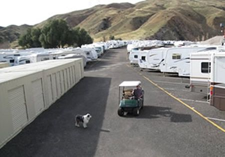 Davenport RV & Boat Storage & Indoor Storage 14333 Davenport Road Santa Clarita, CA - Photo 2