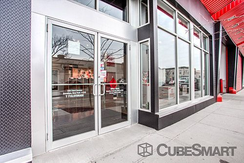 CubeSmart Self Storage - Brooklyn - 338 3rd Ave 338 3rd Ave Brooklyn, NY - Photo 1