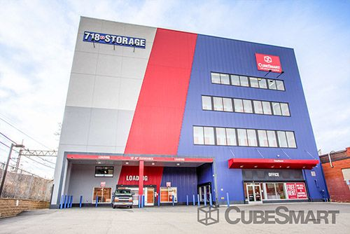 CubeSmart Self Storage - Queens - 33-24 Woodside Avenue 33-24 Woodside Avenue Queens, NY - Photo 0
