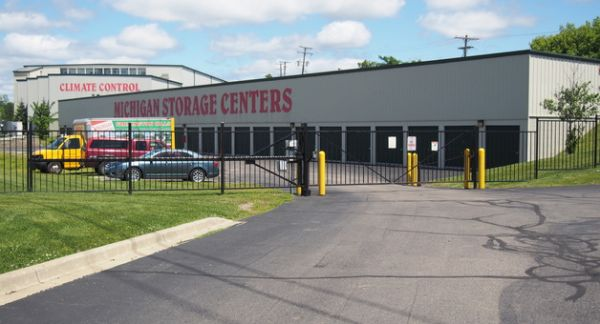Michigan Storage Centers - Grand River 39000 Grand River Avenue Farmington, MI - Photo 5