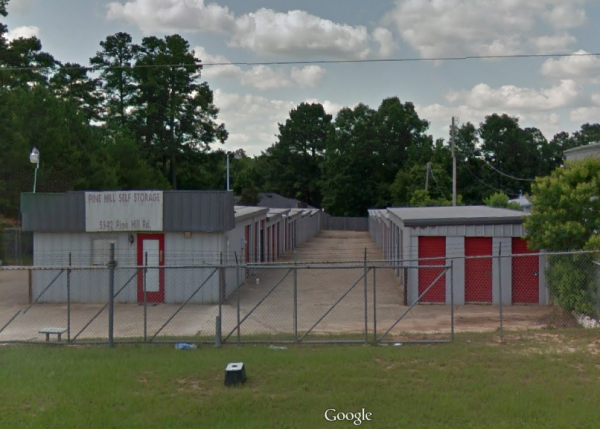 Pine Hill Self Storage 5542 Pine Hill Road Shreveport, LA - Photo 0