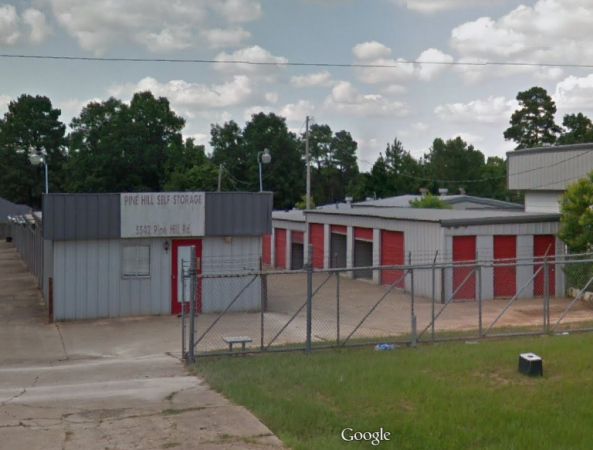 Pine Hill Self Storage 5542 Pine Hill Road Shreveport, LA - Photo 1
