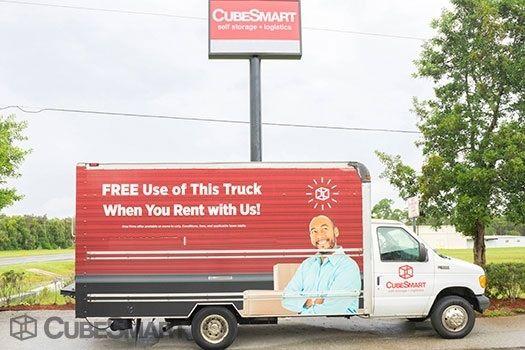 CubeSmart Self Storage - Cape Coral - 2607 Southwest Pine Island Road 2607 Southwest Pine Island Road Cape Coral, FL - Photo 4