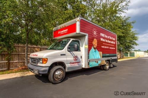 CubeSmart Self Storage - Jacksonville - 8421 Cheswick Oak Ave 8421 Cheswick Oak Ave Jacksonville, FL - Photo 8