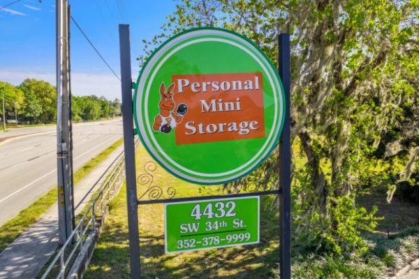 Personal Mini Storage - Gainesville 4432 Southwest 34th Street Gainesville, FL - Photo 0