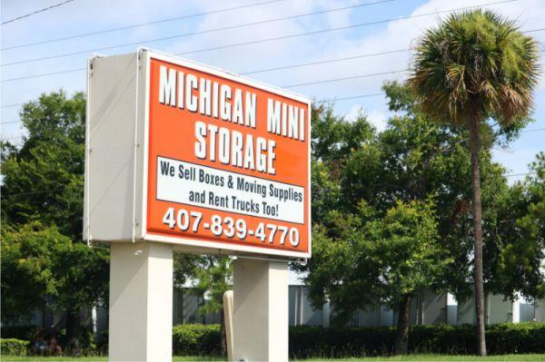 Michigan Mini Storage 200 W Michigan St Orlando, FL - Photo 0