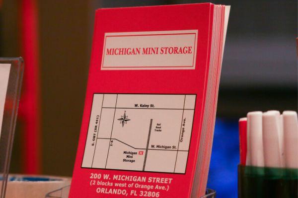 Michigan Mini Storage 200 W Michigan St Orlando, FL - Photo 4