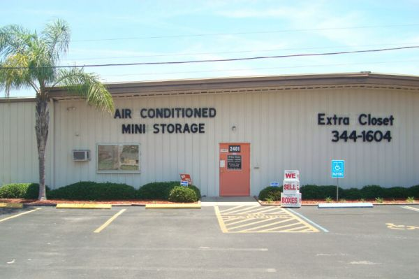Extra Closet Storage - St Petersburg - 2401 Anvil St N 2401 Anvil St N St Petersburg, FL - Photo 1