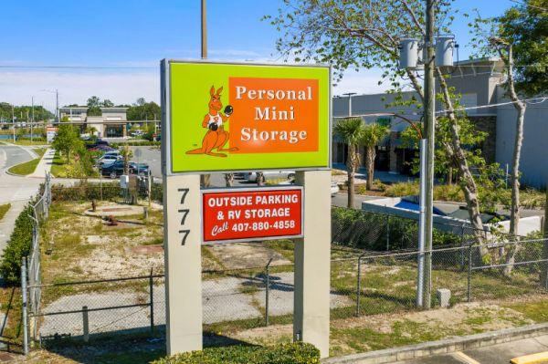 Personal Mini Storage - Apopka - 777 Piedmont Wekiwa Rd 777 Piedmont Wekiwa Rd Apopka, FL - Photo 0