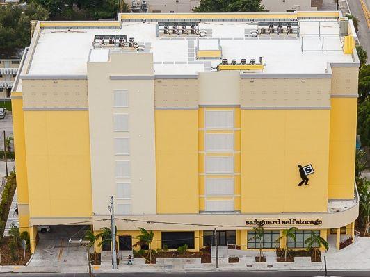 Safeguard Self Storage - Miami - Little Havana 800 West Flagler Street Miami, FL - Photo 0