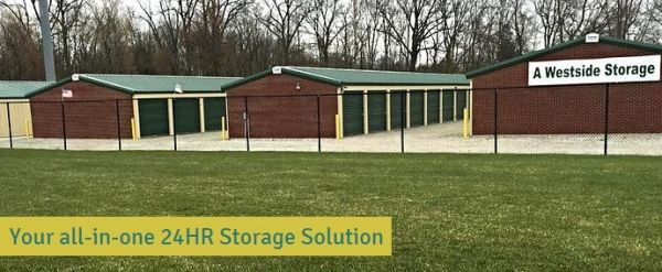 A Westside Storage 2255 South Raceway Road Indianapolis, IN - Photo 0