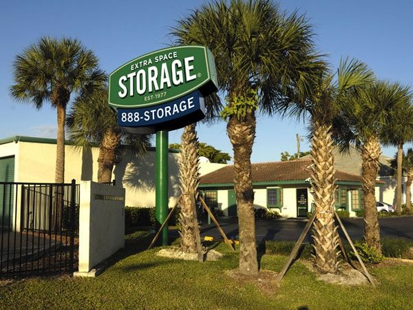 Extra Space Storage - West Palm Beach - Forest Hill Bl 3455 Forest Hill Boulevard West Palm Beach, FL - Photo 0