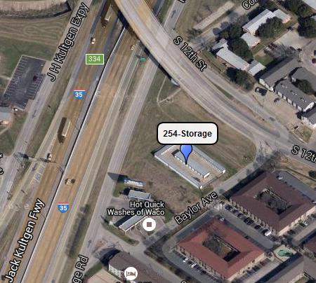 254-Storage 105 1215 Baylor Avenue Waco, TX - Photo 3