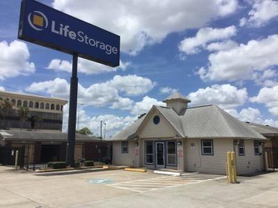 Life Storage - Houston - 10114 Katy Freeway 10114 Katy Freeway Houston, TX - Photo 0
