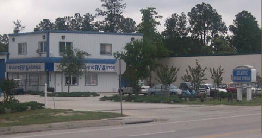 Atlantic Self Storage - Shad RV 5535 Shad Road Jacksonville, FL - Photo 0