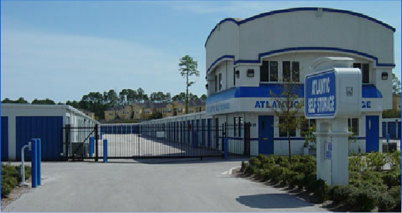 Atlantic Self Storage - Kernan Blvd. 3635 Kernan Boulevard South Jacksonville, FL - Photo 0