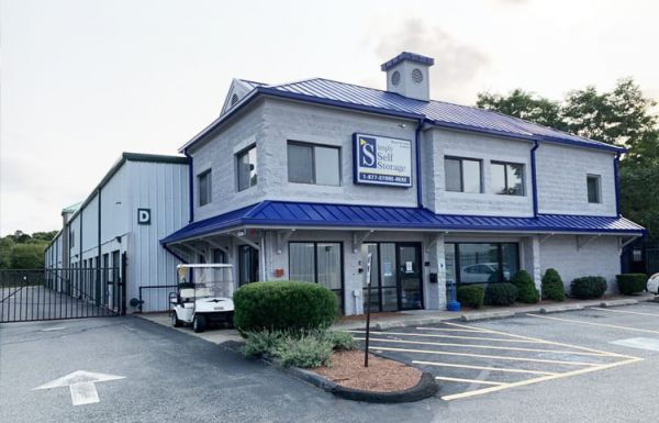Simply Self Storage - 33 Village Common Drive - East Falmouth 33 Village Common Drive Falmouth, MA - Photo 0
