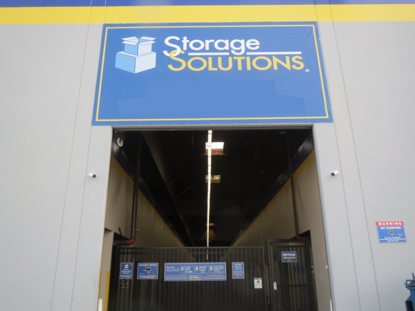 Storage Solutions - Downtown San Jose 570 Cinnabar Street San Jose, CA - Photo 0