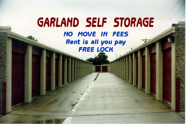 Garland Self Storage 172 E Avenue B Garland, TX - Photo 0