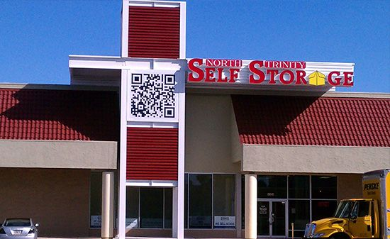 North Trinity Self Storage 4134 Little Road New Port Richey, FL - Photo 0