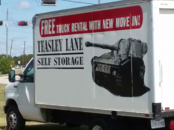 Teasley Lane Self Storage 8388 Teasley Lane Denton, TX - Photo 0