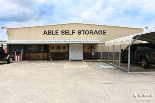Superieur ... Able Self Storage17215 Pearland Sites Road   Pearland, TX   Photo 0 ...