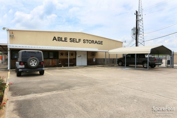 ... Able Self Storage17215 Pearland Sites Road   Pearland, TX   Photo 1 ...
