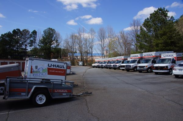 A-1 Mini Storage and Uhaul of Lawrenceville 470 West Pike Street Lawrenceville, GA - Photo 5