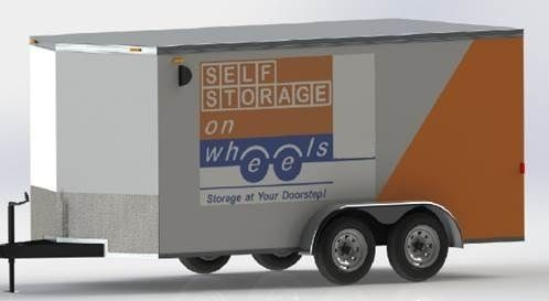 Self Storage on Wheels 16500 W Glendale Dr New Berlin, WI - Photo 0