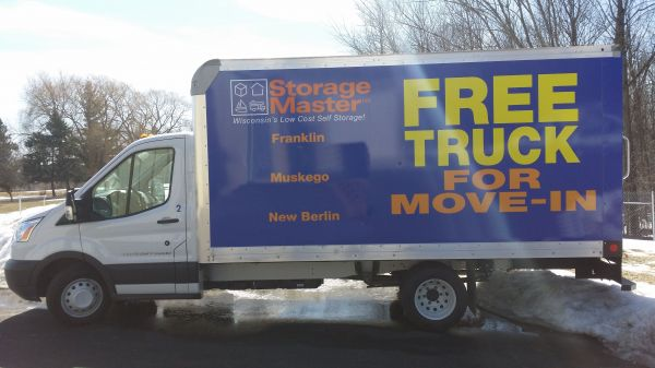 Storage Master - Franklin 6951 S Lovers Lane Rd Franklin, WI - Photo 2
