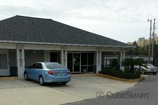 Cubesmart Self Storage Panama City Beach Lowest Rates
