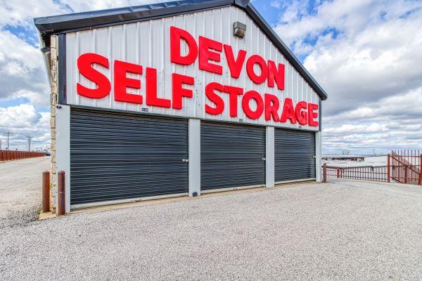 Devon Self Storage - Yukon 1777 West Vandament Avenue Yukon, OK - Photo 0